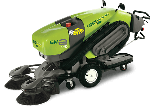 Green Machines 414